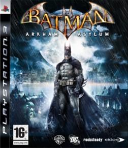 Batman Arkham Asylum BOX PS3