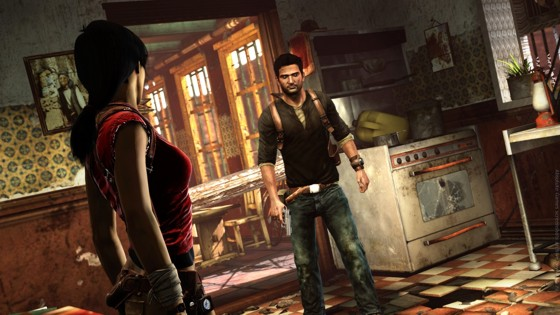 Uncharted 2 Among Thieves 1