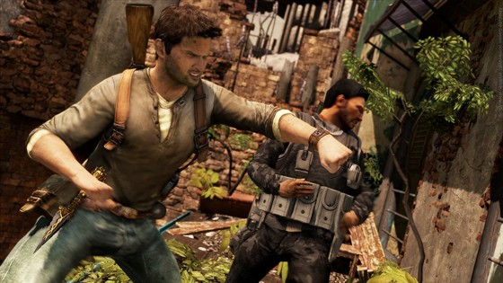 Uncharted 2 Among Thieves 3