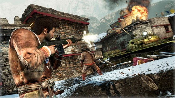 Uncharted 2 Among Thieves 5