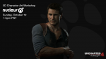 Новая моделька Натана Дрейка с Uncharted 4: A Thief's End