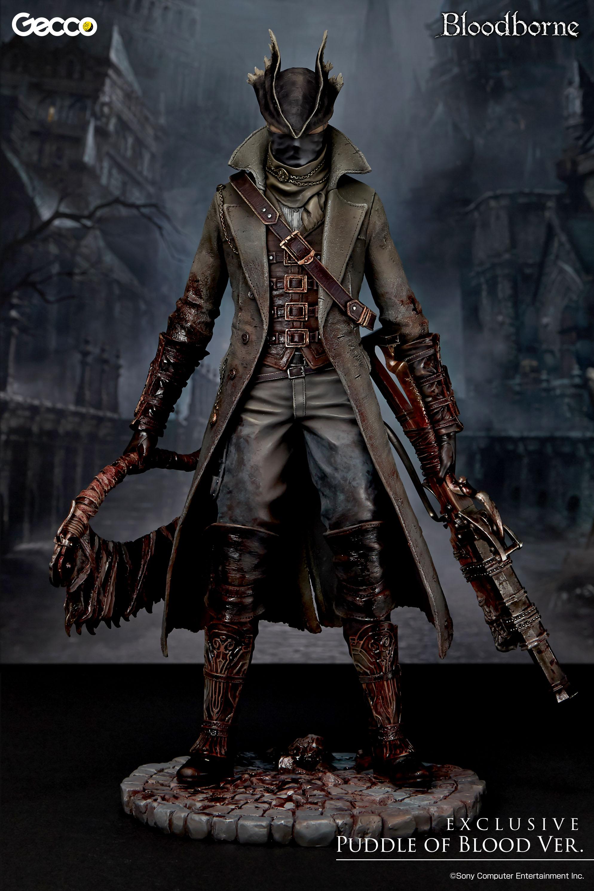 Gecco Bloodborne Hunter 1