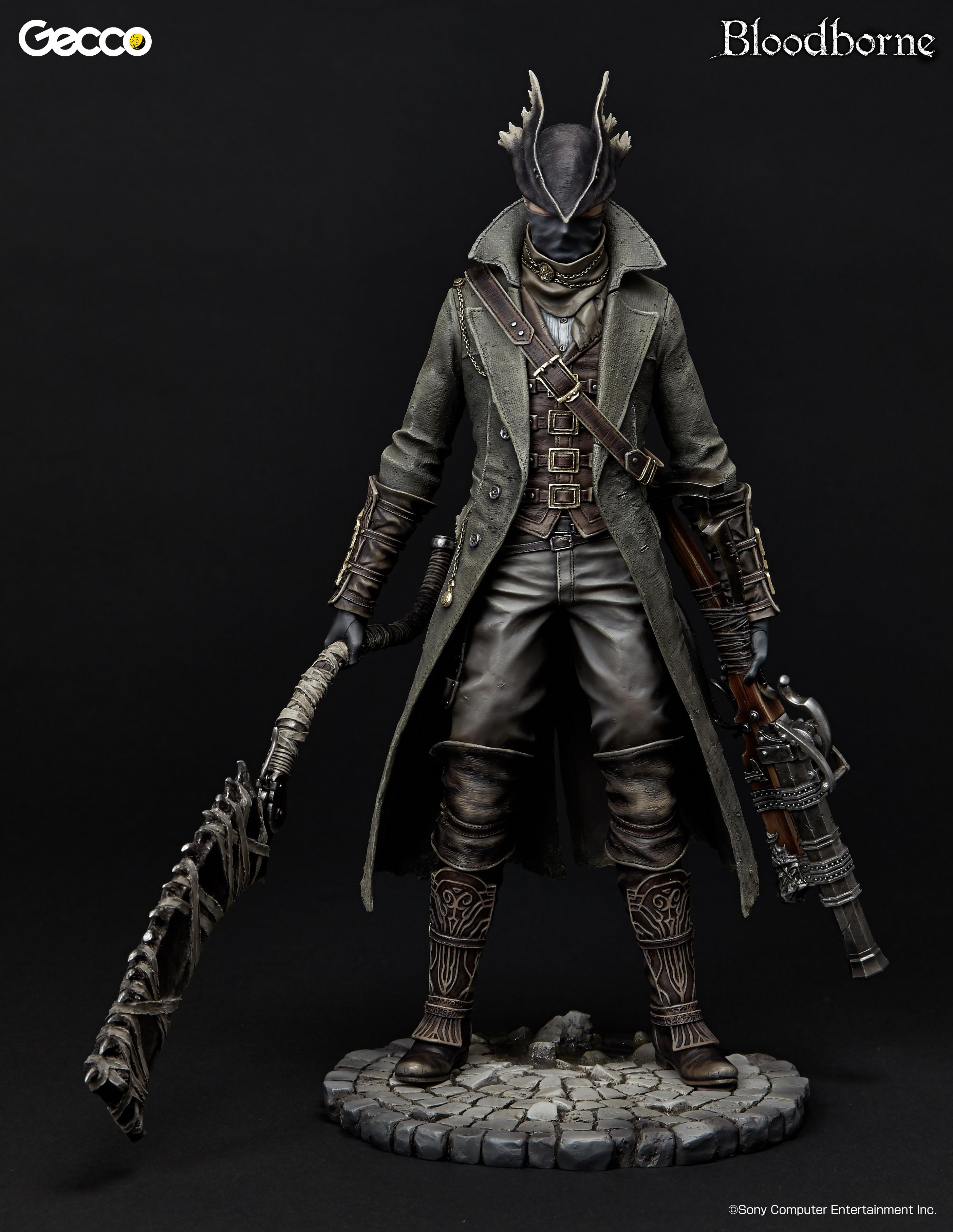 Gecco Bloodborne Hunter 2