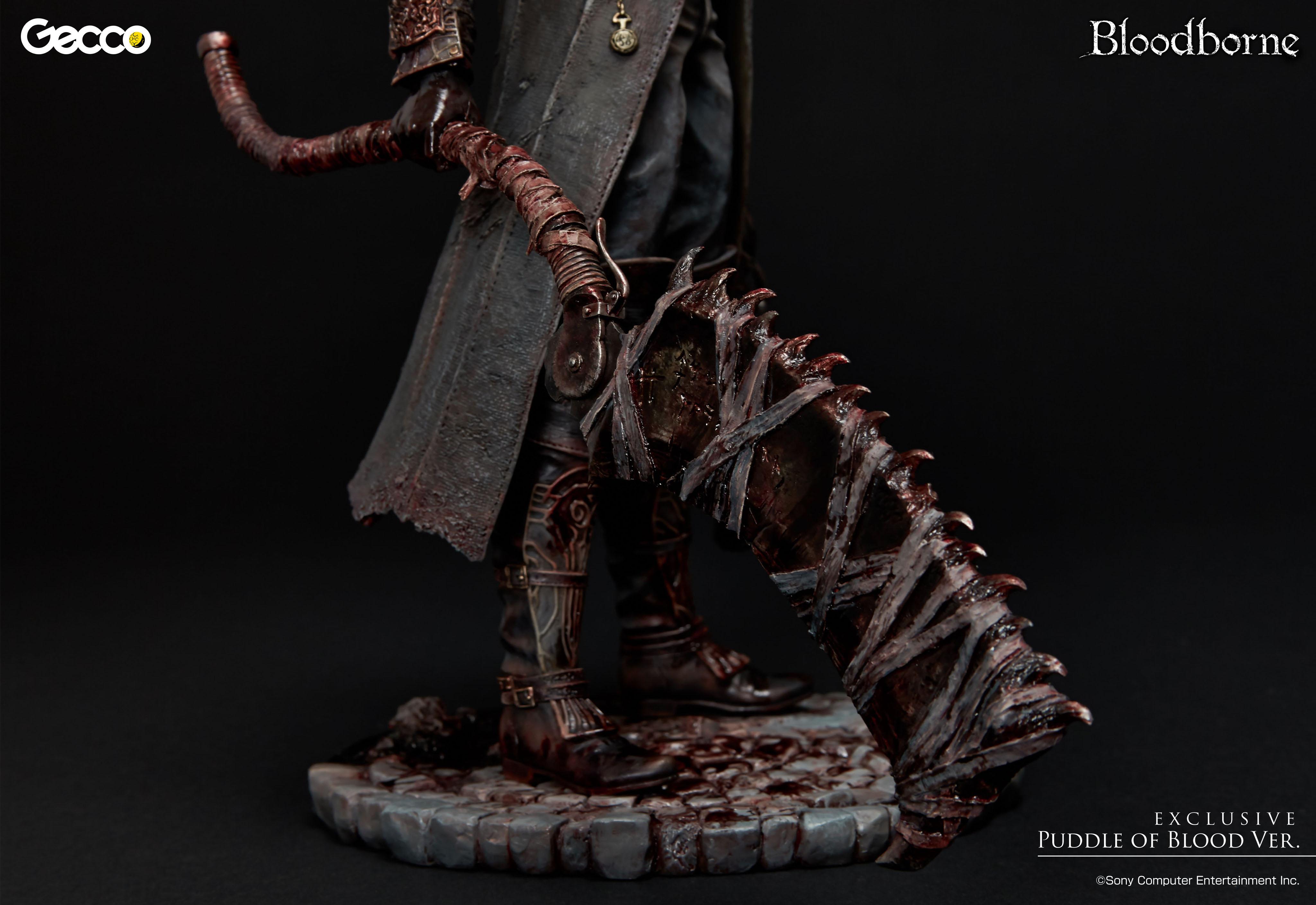 Gecco Bloodborne Hunter 3
