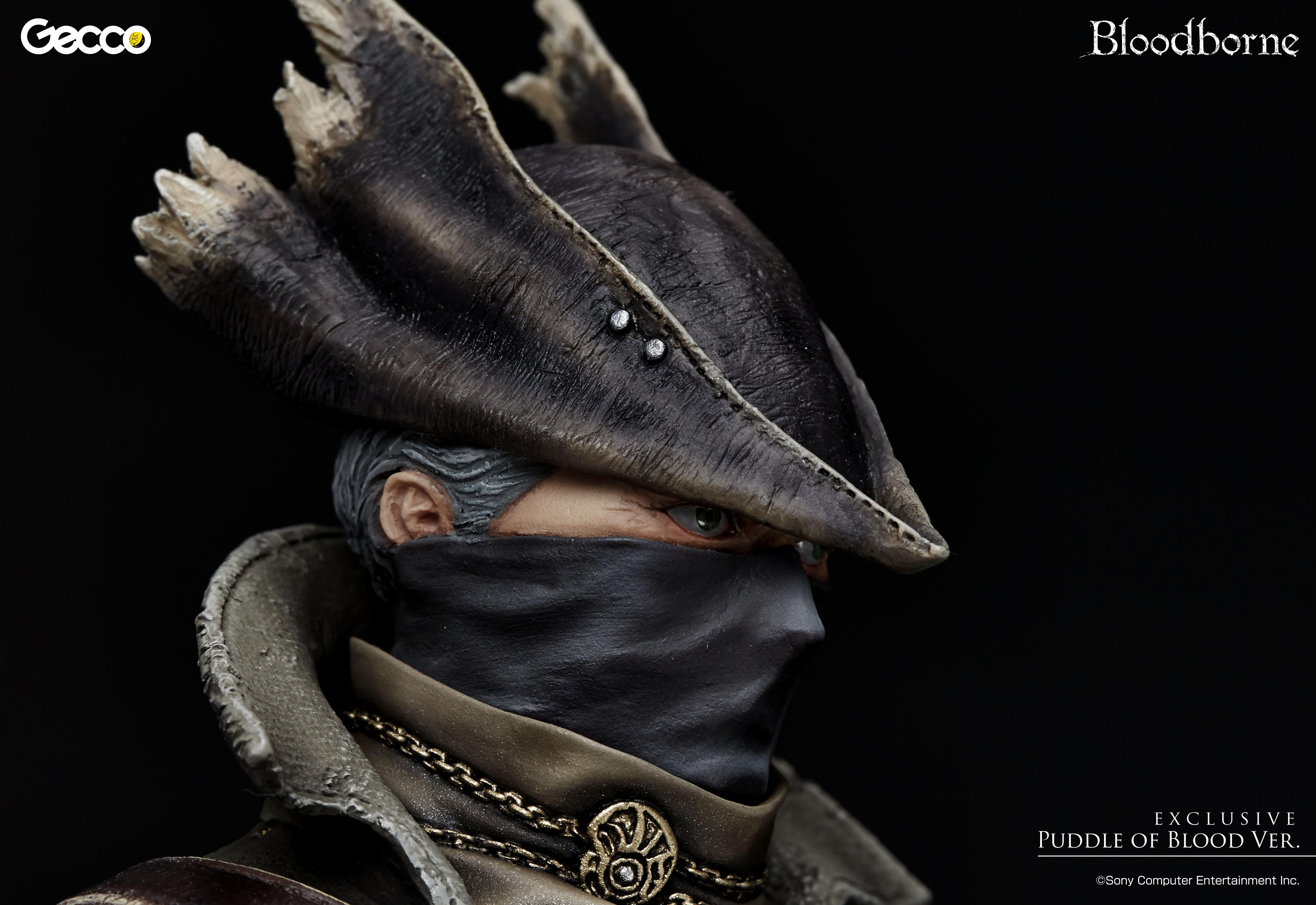 Gecco Bloodborne Hunter 6