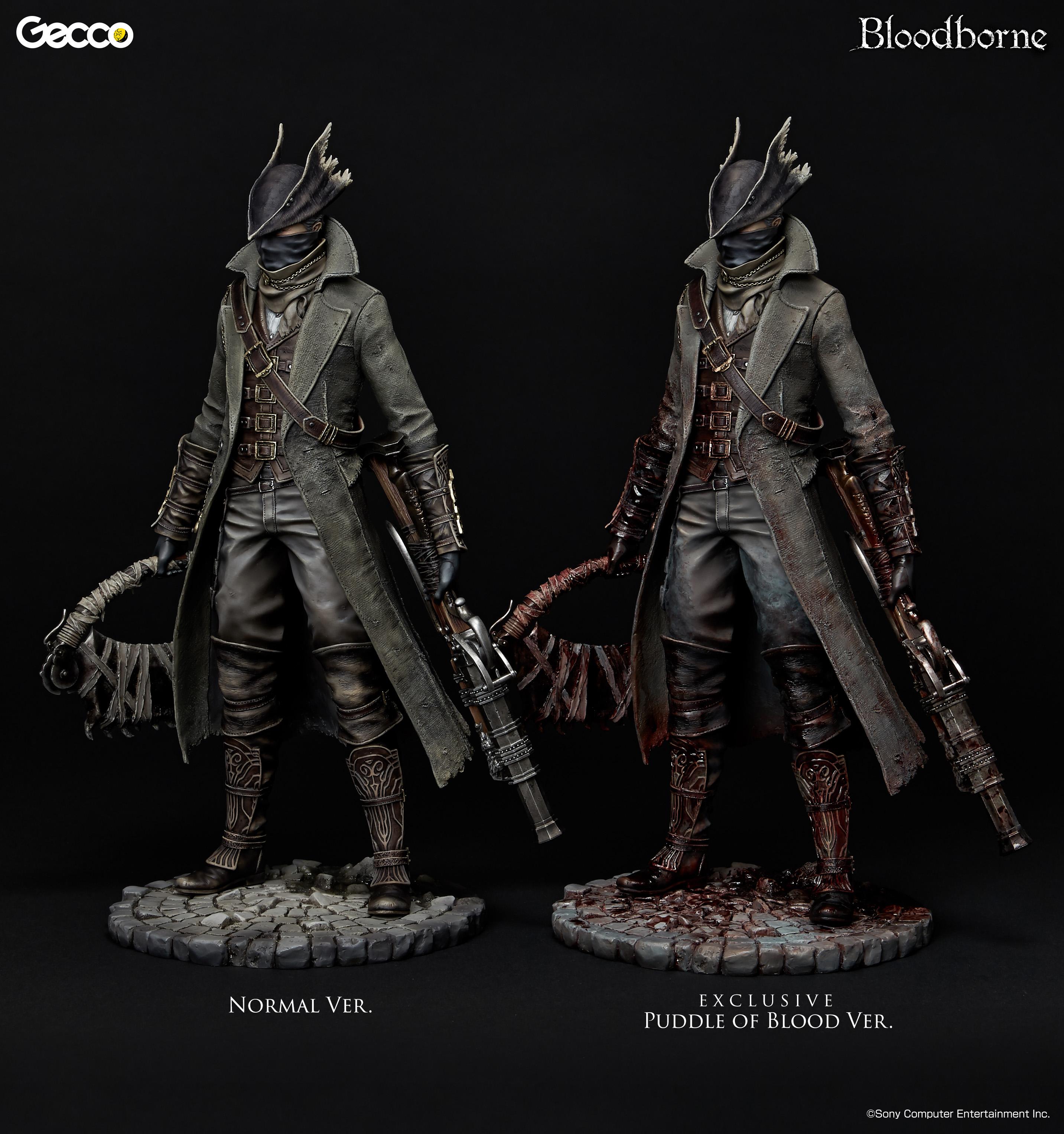 Gecco Bloodborne Hunter