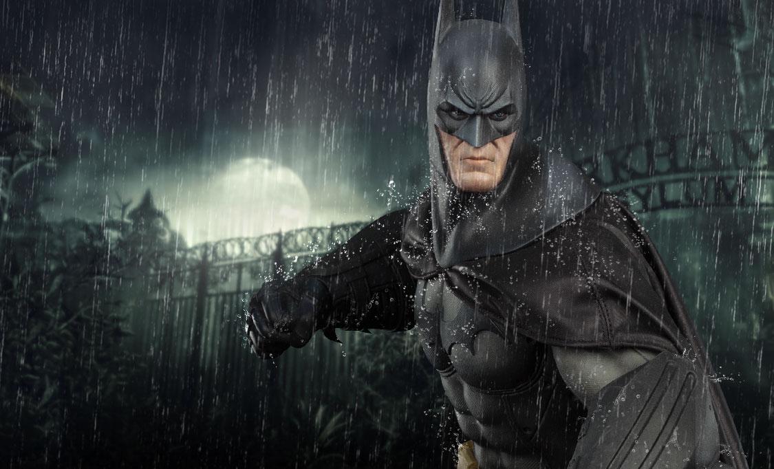 Sideshow Batman Arkham Asylum Premium Format Figure