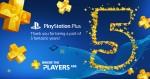 PS Plus 5 лет. Сервис будет обновляться одновременно в Европе и США