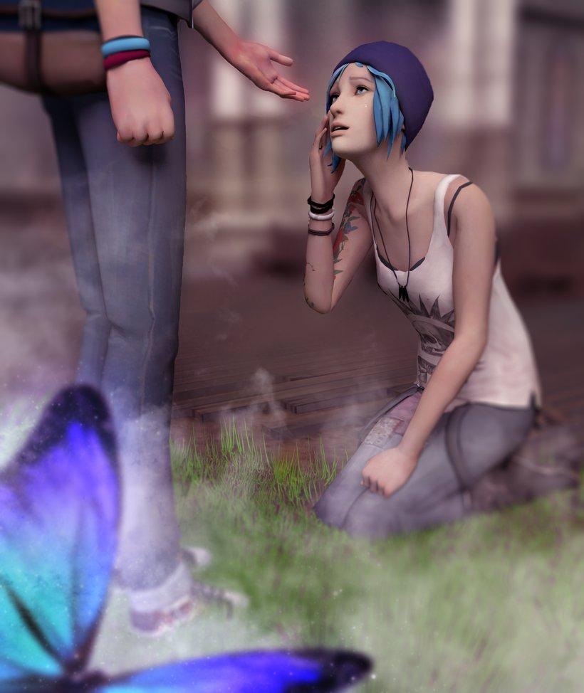 life_is_strange__max_and_chloe_by_mary_o_o-d8idfot