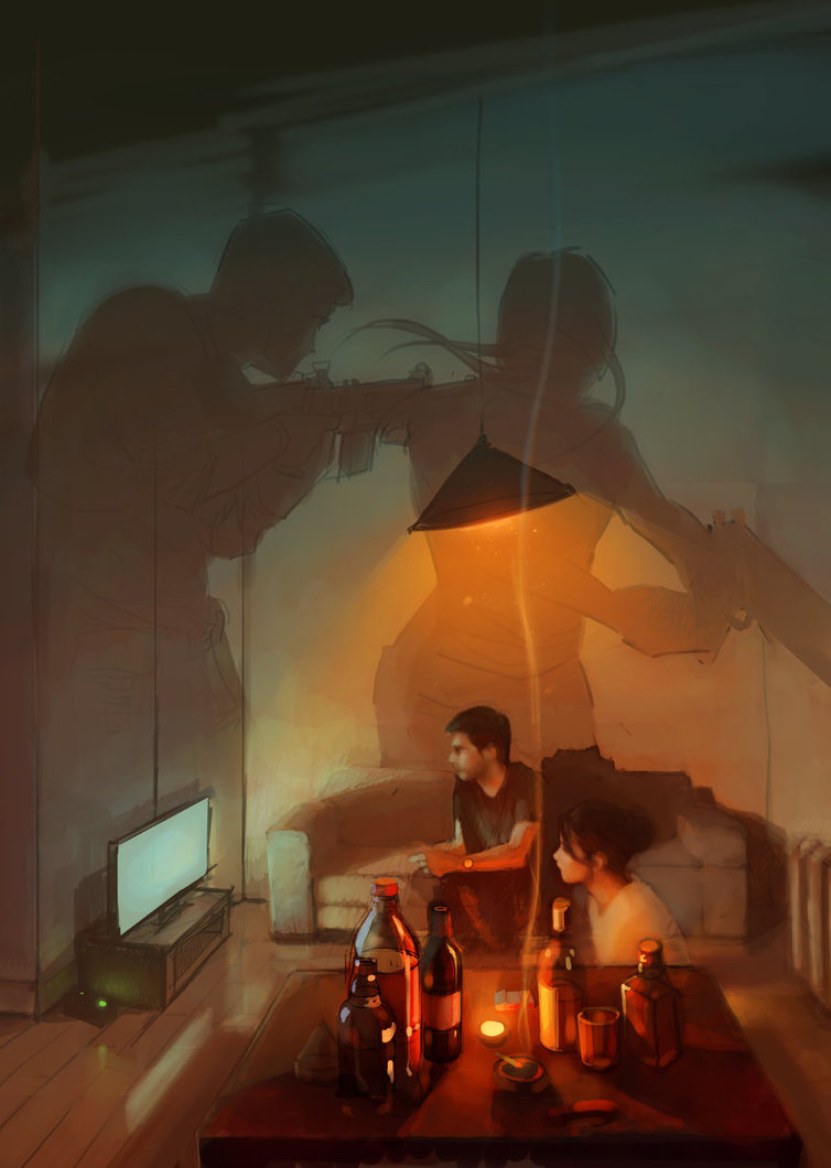 playing_uncharted_____by_mathurin156-d5rpte1