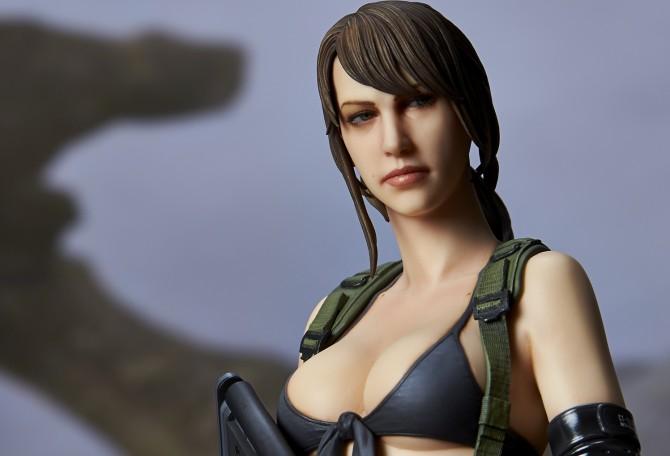 Gecco Metal Gear Solid V The Phantom Pain - Quiet