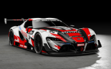 Toyota FT-1 Vision GT Group 3