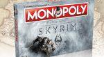 В марте выйдет монополия по Скайриму