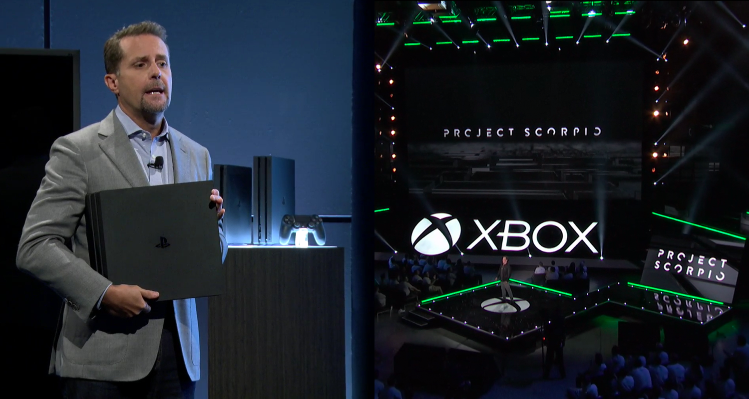 ps4-pro-xbox-one-project-scorpio