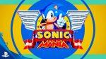 Новый геймплей игры Sonic Mania.