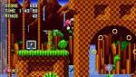 Геймплей Sonic Mania с Green Hill Zone Act 2