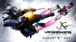С 28 по 31 июля играем в ОБТ LawBreakers