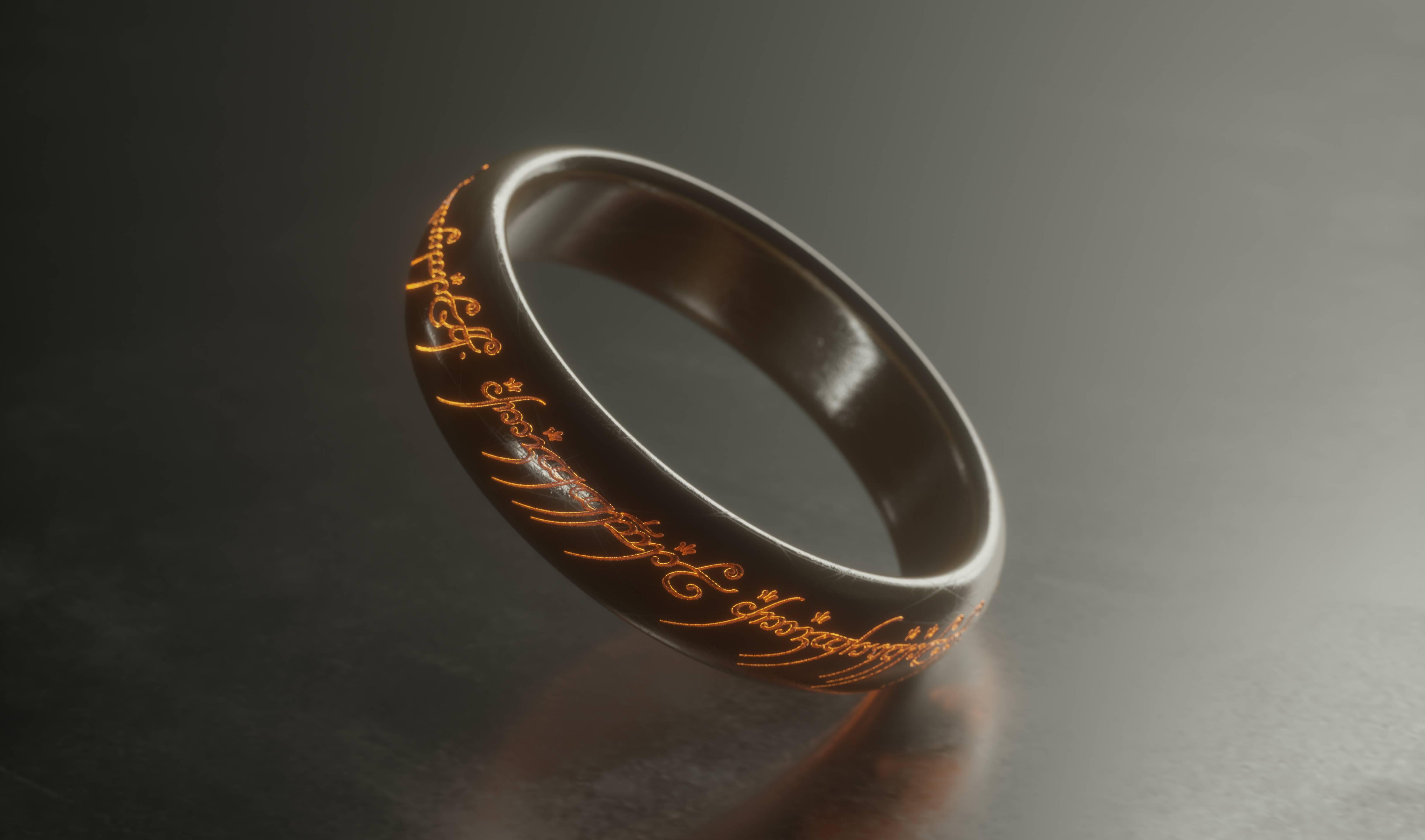 Кольцо Всевластия Толкиена