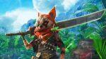 30 минут нового геймплея Biomutant