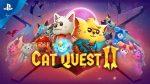Обзор Cat Quest II