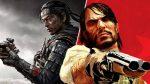 Red Dead Redemption был источником вдохновения для Ghost of Tsushima